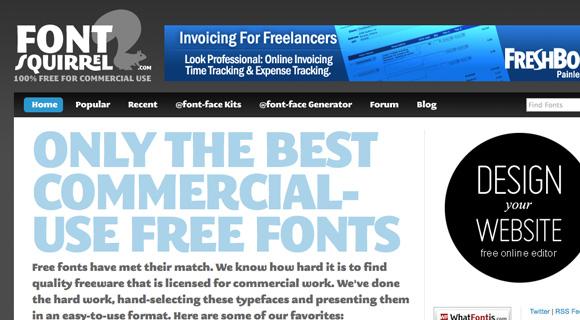 10 páginas web con tipografías gratis