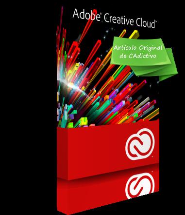 Adobe Creative Cloud. Más inteligente.
