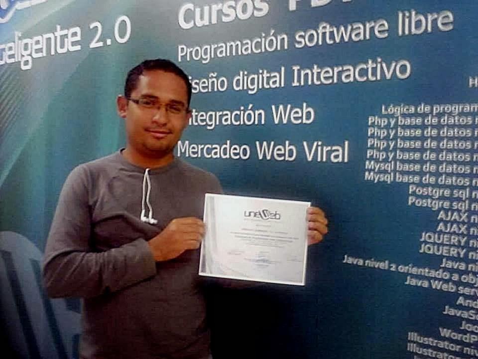 Diplomado de Programación Web