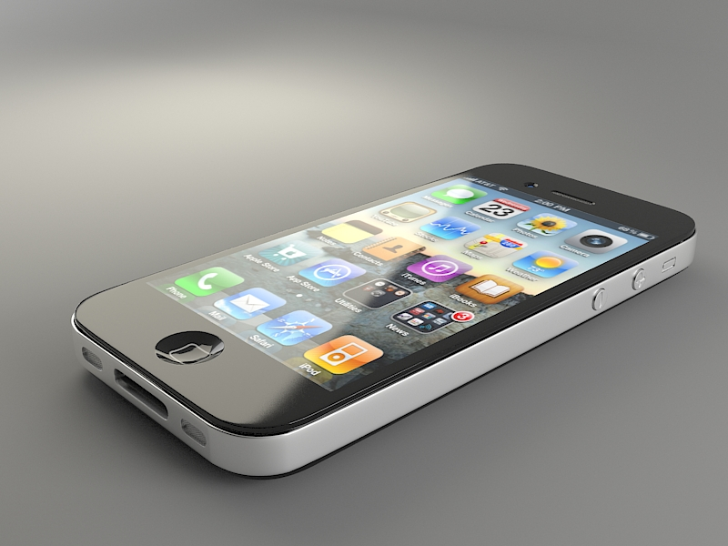 3ds max: Modelando iphone 5.