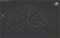 Lineas curvas y rectas en 3ds max