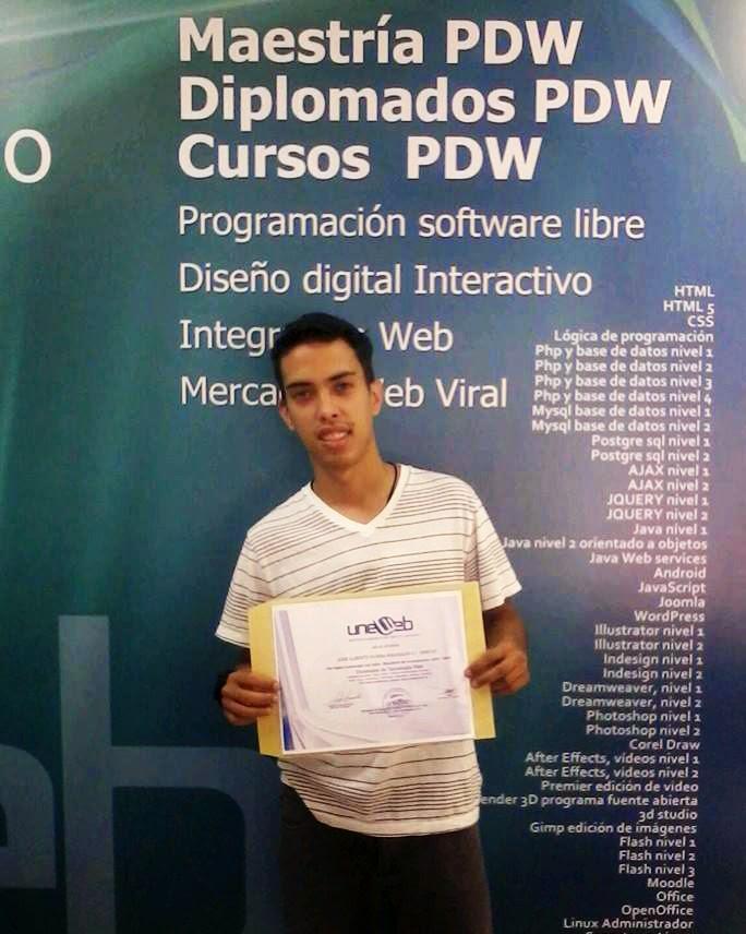 Diplomado de Integración Web