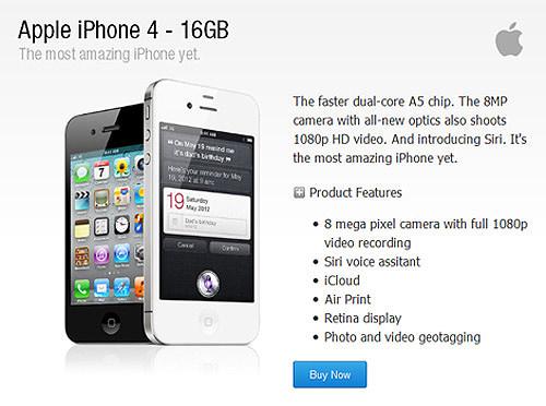 Ejemplo de página de producto con HTML5 y CSS3
