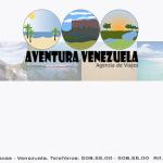 DISEÑO DE MATERIAL PUBLICITARIO TURISMO, VENEZUELA