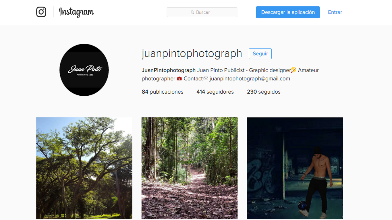 Juan Pinto Photography & video
