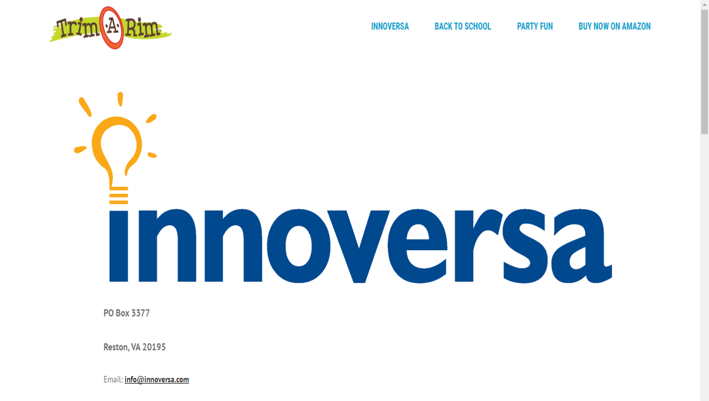 Diseño y desarrollo de un sitio Web www.innoverso.com