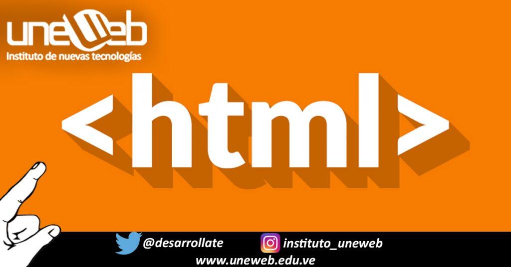 Rapaso Básico de HTML