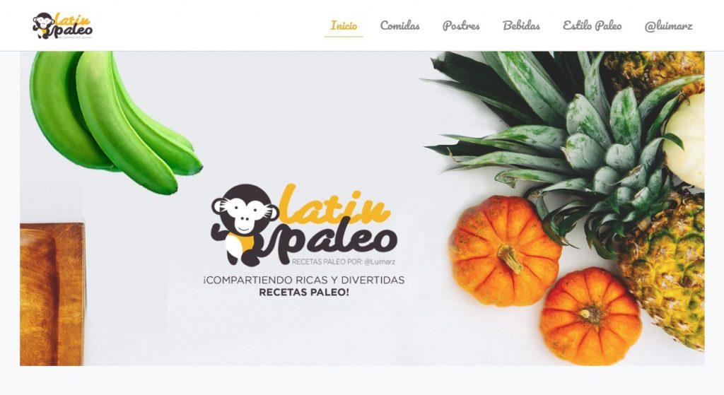 Proyecto: Latin Paleo