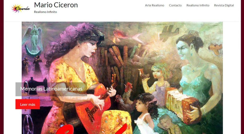 Proyecto: Mario Cicerón