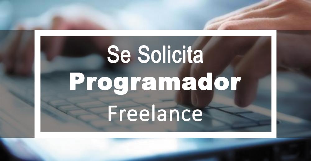 Eres Programador Freelance? Esto te Interesa..!