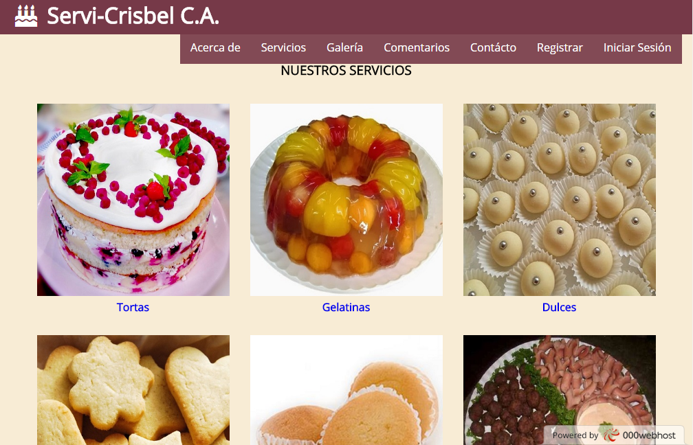 Proyecto: Isabel Da Silva
