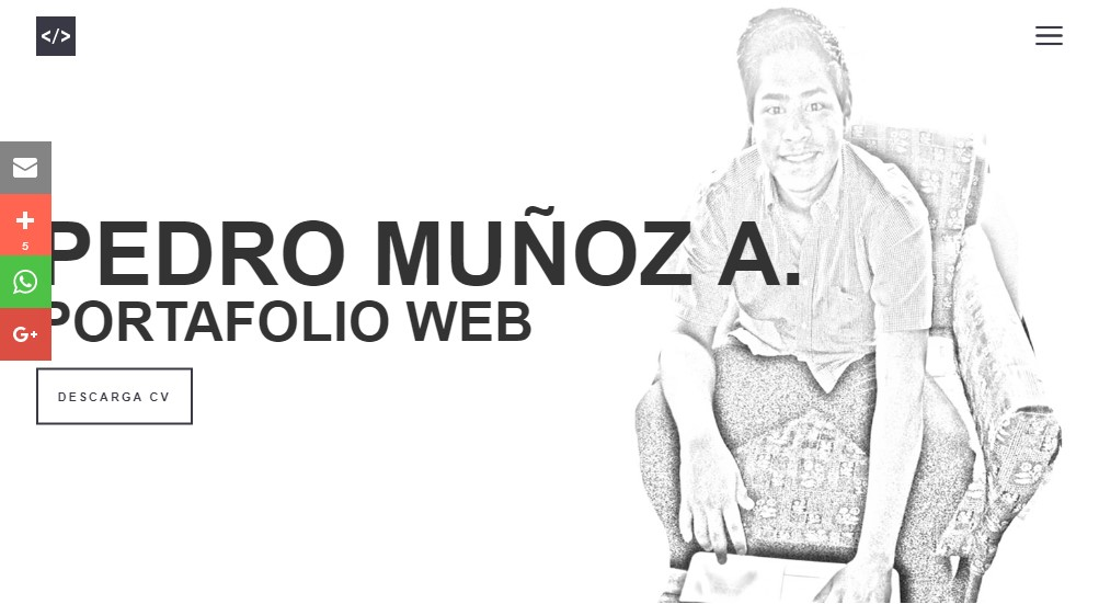 Proyecto de: Pedro Muñoz
