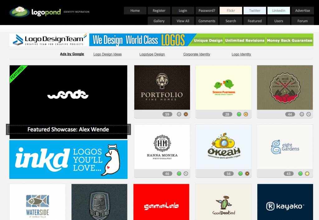 Logopond. Las claves del diseño de logos