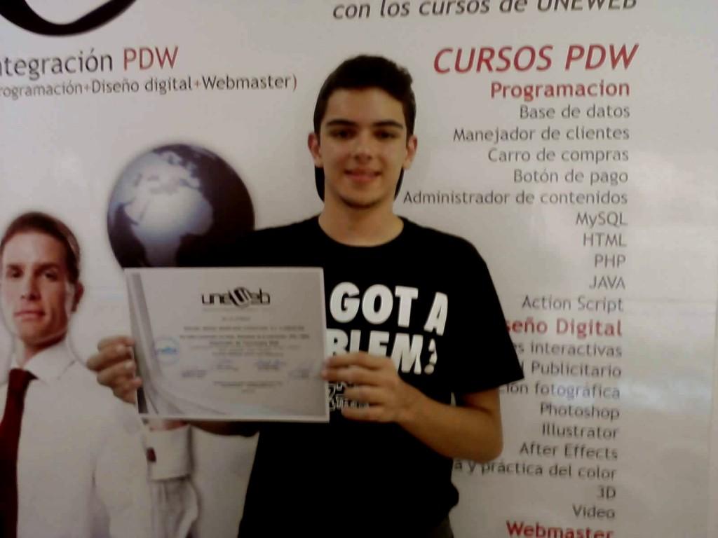 Proyecto Diplomado de Tecnología Web