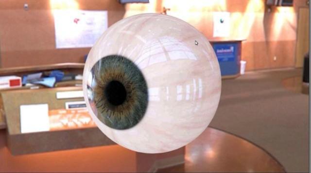 Diseña un ojo en 3DSMax
