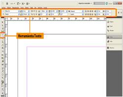 Columnas, texto y numeración de páginas con Indesing
