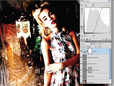 Practicas de retoque fotográfico con Photoshop