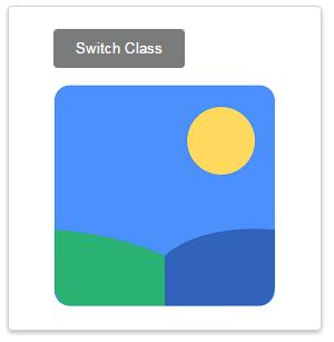Botón para cambiar la clase CSS y jQuery