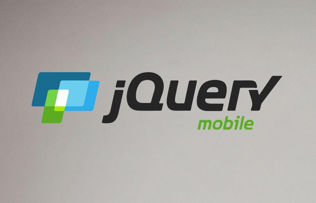 Uso de barras de herramientas con jQuery Mobile
