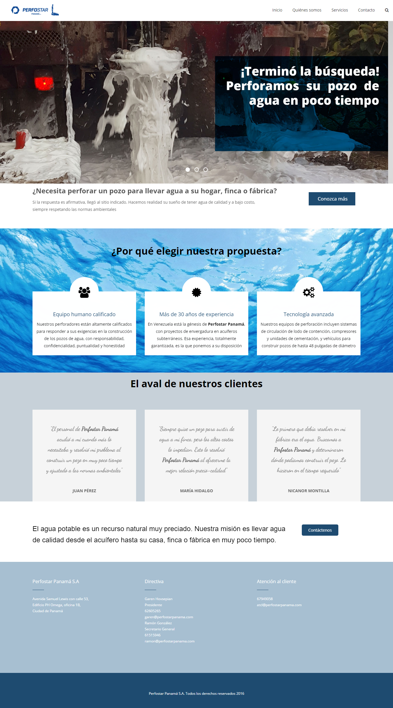 Proyecto Rossana Ferrer Integración Web