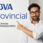 BBVA Provincial en la búsqueda de Programadores